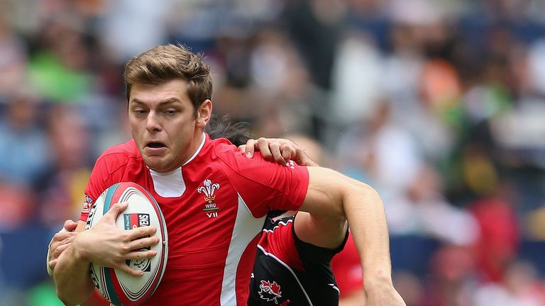 Alex Webber: Believes Wales can retain their Rugby World Cup Sevens crown