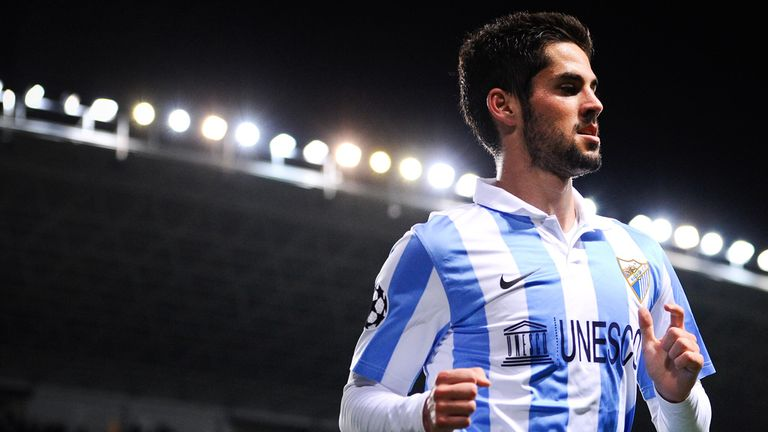 Isco: Agreed five-year deal with Spanish giants Real Madrid