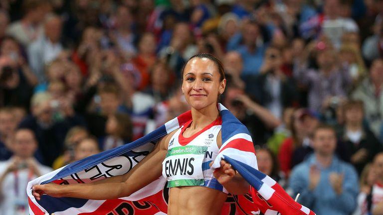 Jessica Ennis Hill: One of three women in top ten Olympic sponsorship earners