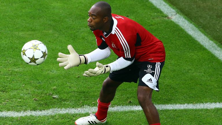 Kenneth Vermeer: Craves stability as a goalkeeper and in his career