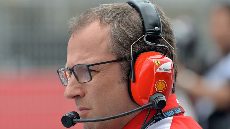 Stefano Domenicali: Feels second was the best Ferrari could manage in Canada