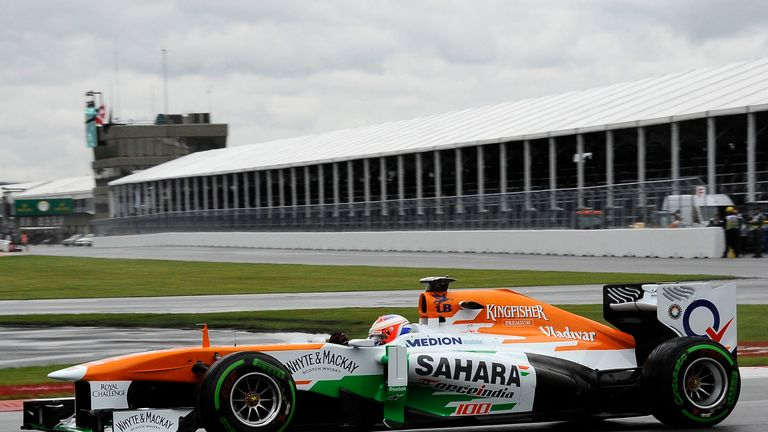 Paul di Resta: Encouraging start to the weekend