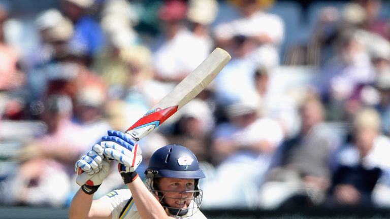 Gary Ballance: Yorkshire batsman passed 1,000 championship runs for the summer