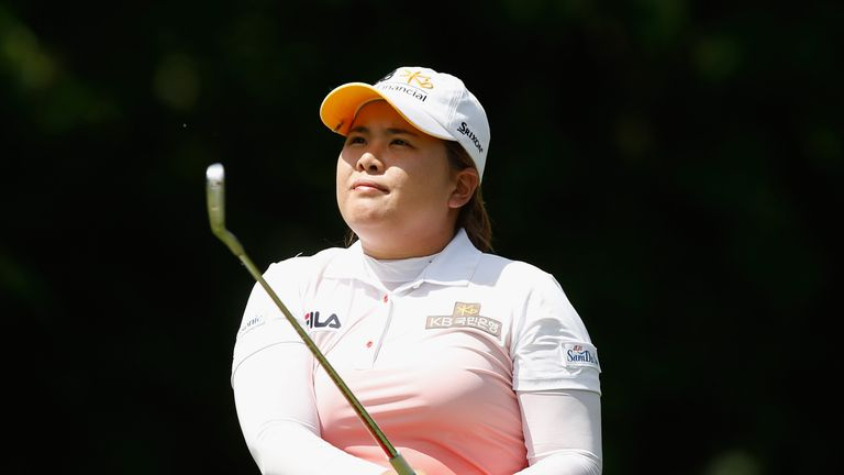 Inbee Park: Korean is well placed for second major win in a row