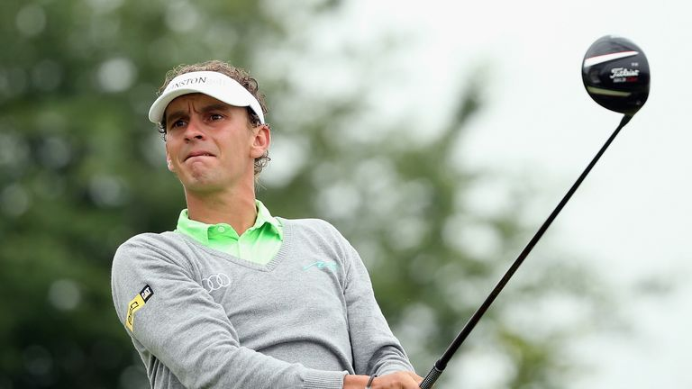 Joost Luiten: Dutchman is well placed for second European Tour title of the season