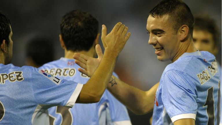Iago Aspas: Expected to complete move to Liverpool next week