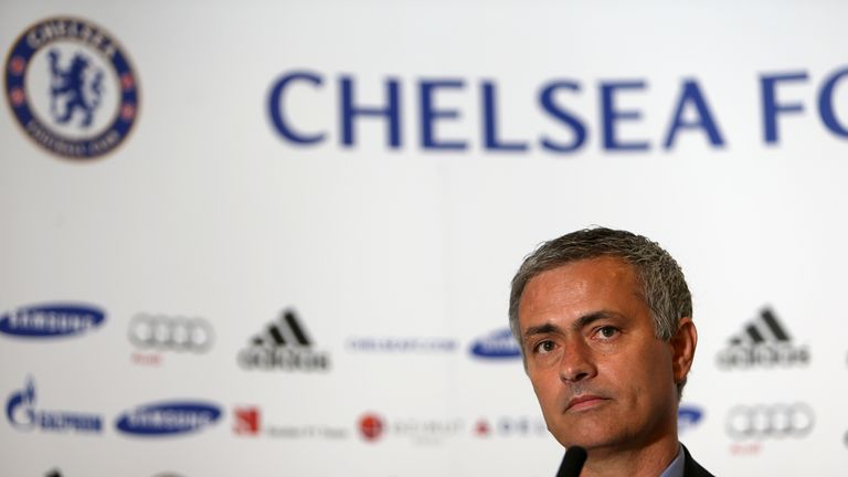 Jose Mourinho: Less arrogant than before, says Cascarino