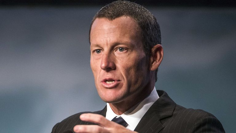Lance Armstrong has yet to have any contact with the UCI
