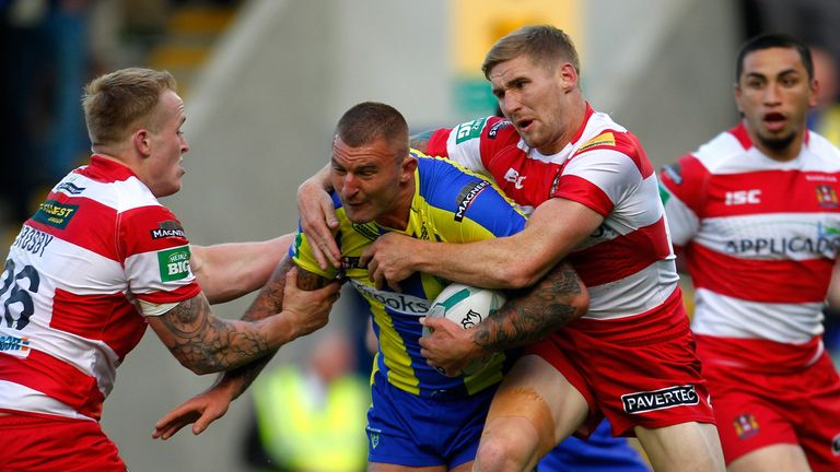 Warrington have enjoyed the edge over Wigan of late - will that trend continue?
