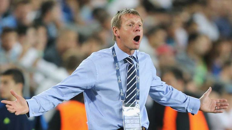 Stuart Pearce: Searching for a new job