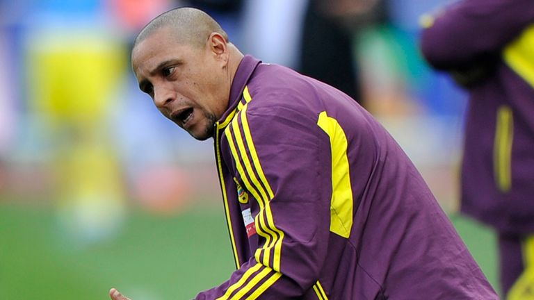 Roberto Carlos: Takes charge at Sivasspor in Turkey