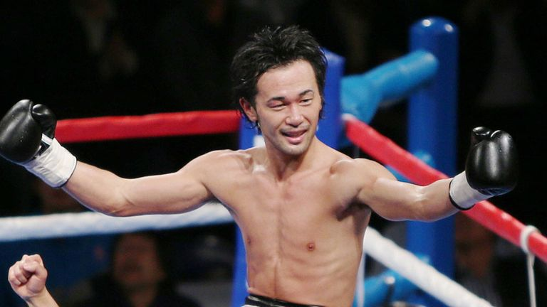Shinsuke Yamanaka of Japan