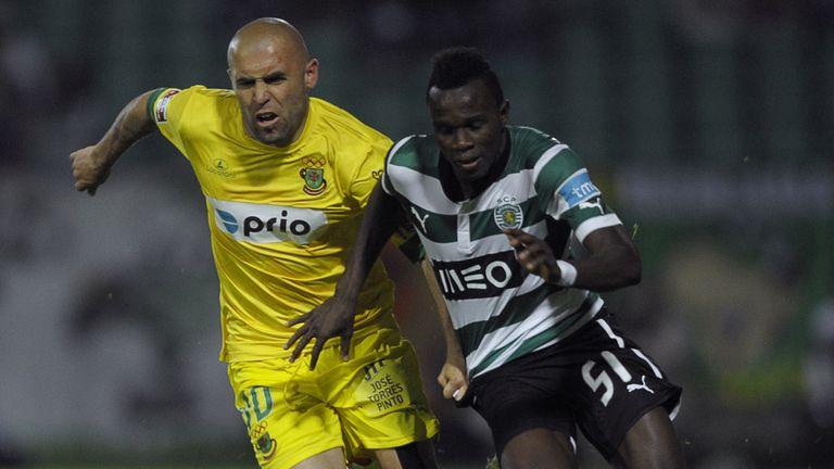 Bruma: Has been compared to Portuguese compatriot Cristiano Ronaldo