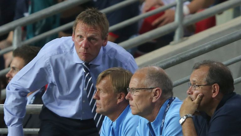 Stuart Pearce: England U21 boss could be asked to step aside later this month