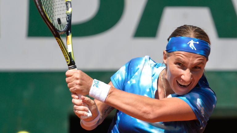Svetlana Kuznetsova: No Wimbledon for Russian star