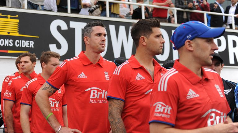 Kevin Pietersen: England batsman lines up ahead of T20 return against New Zealand