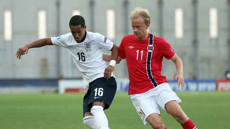 Tom Ince: Says England Under 21s were not good enough after Norway defeat