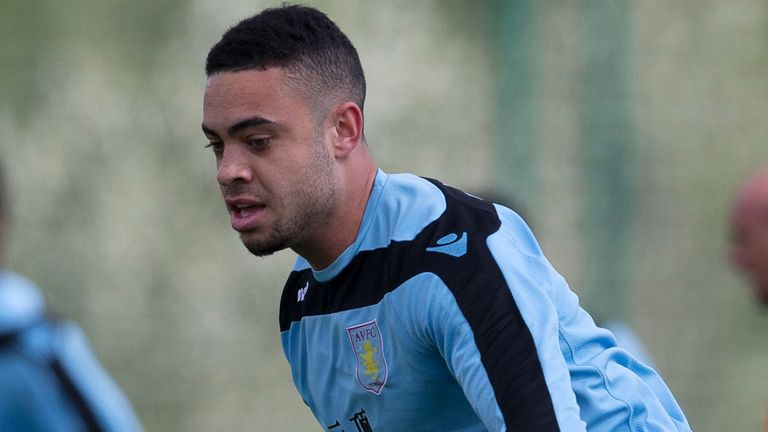 Derrick Williams: Couldn't strike for Ireland Under-21s in Romania