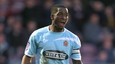 Abu Ogogo: Expects home wins