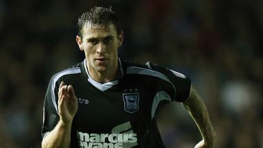 Daryl Murphy: Spent last two seasons on loan at Portman Road