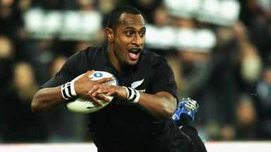 Joe Rokocoko: Former All Black an exciting addition to Barbarians squad