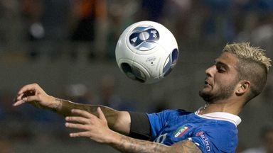 Lorenzo Insigne: His younger brother has dislocated his shoulder