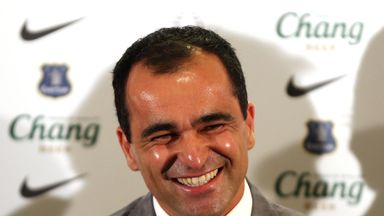 Roberto Martinez: Set for talks with coaching staff
