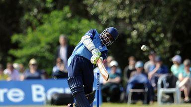 Shivnarine Chanderpaul: Derbyshire batsman saw his team beyond 300