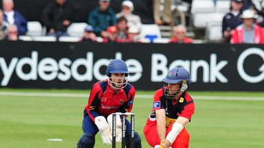 Simon Katich: Made 60 for Lancashire (photo courtesy of Leigh Dawney)