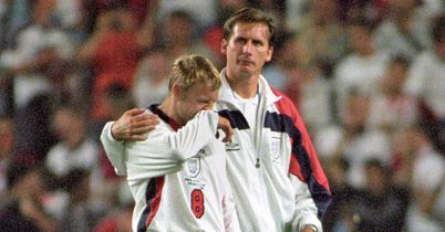 David Batty: Missed from the spot against Argentina in 1998