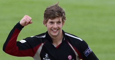 Meschede the man for Somerset