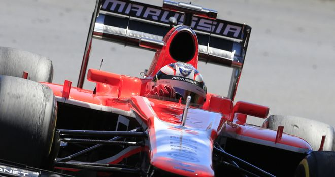 Marussia: Will use Ferrari power next season