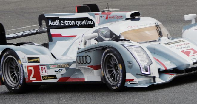 Audi: Recorded their 12th win in the Le Mans 24 hour race on Sunday