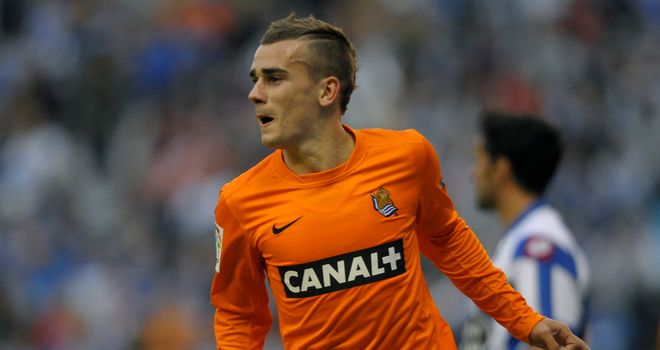 Antoine Griezmann grabbed the only goal of the game