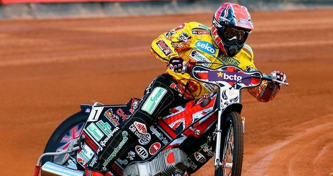 Chris Harris: Good form for Birmingham (Pic credit Aaron Lupton)
