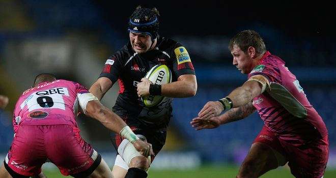 Dan George: Moves to Kingsholm from London Welsh