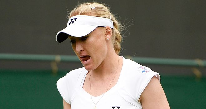 Elena Baltacha: Retiring from tennis