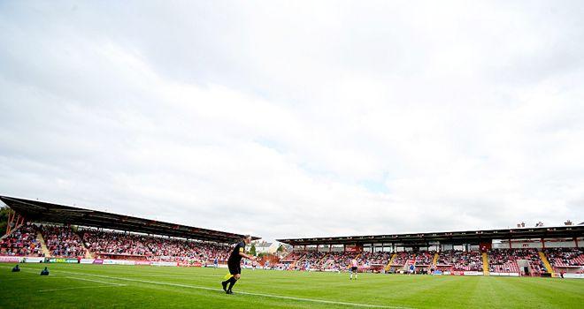 St James Park: Exeter reveal plans for loan