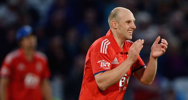 James Tredwell: Kent spinner has been deputising for Graeme Swann