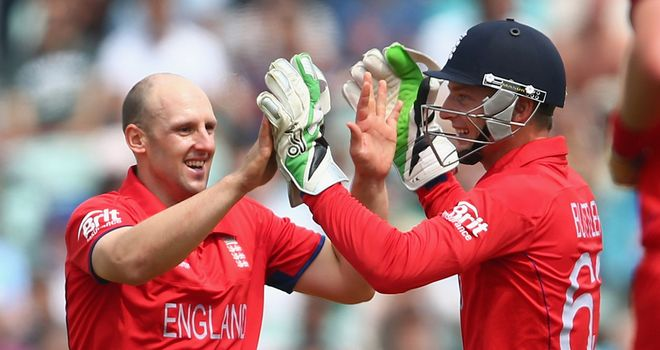 Tredwell: should he keep his place?