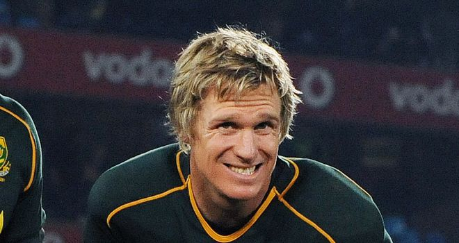 Jean de Villiers: Looking forward to next week