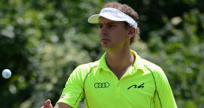 Joost Luiten: hot finish in Austria