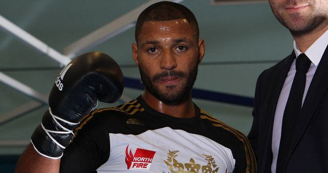 Kell Brook: Will take on Carson Jones on July 13