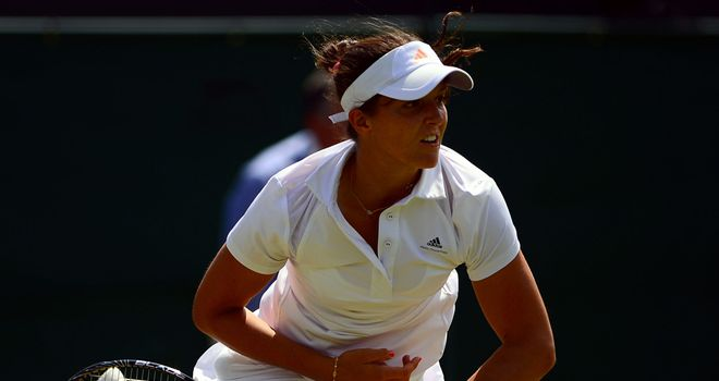 Laura Robson: Focused on Wimbledon despite rankings rise