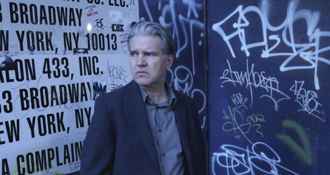 Lloyd Cole: A deep thinker about golf as well (Photo: Kim Frank)