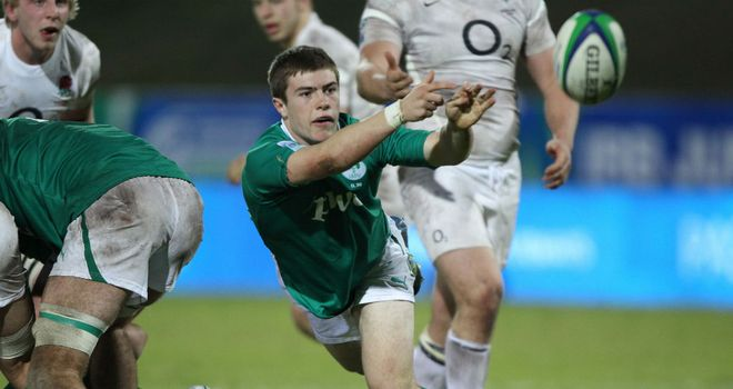 Luke McGrath: Will captain the Ireland Under-20s