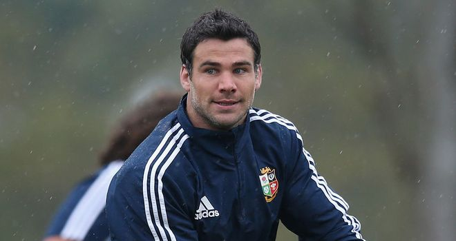 Mike Phillips: Still part of Warren Gatland's plans