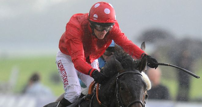 Parbold: In great order ahead of Gimcrack