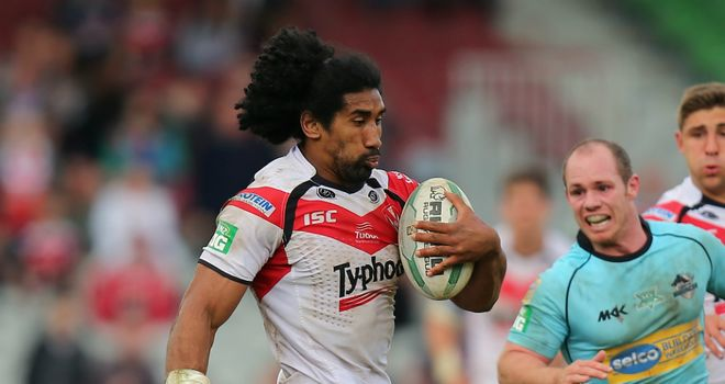 Sia Soliola: Missed out on selection