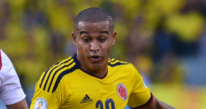 Macnelly Torres: Wanted in England